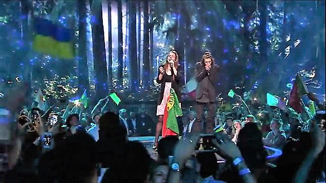 European song contest 2017 sn4B