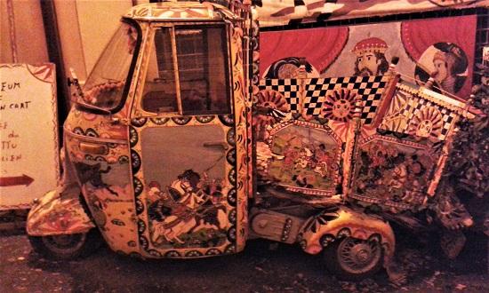 Lapa carretto siciliano foto di Gabriele Bonafede M3