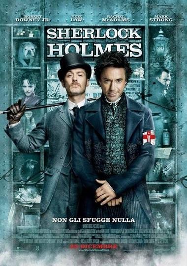 Sherlock Holmes locandina film e medico3