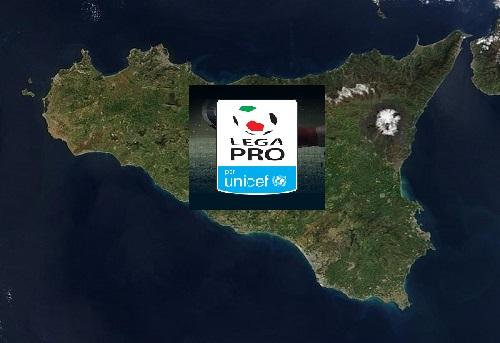 Sicilia da satellite tratta da wikipedia Lega Pro M