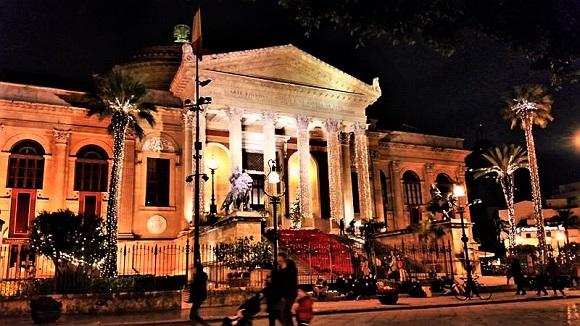 Teatro Massimo. Foto di Giusi Andolina