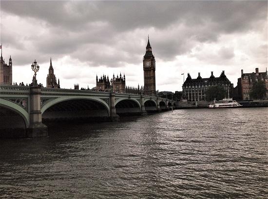 Londra 1 foto di Gabriele Bonafede M