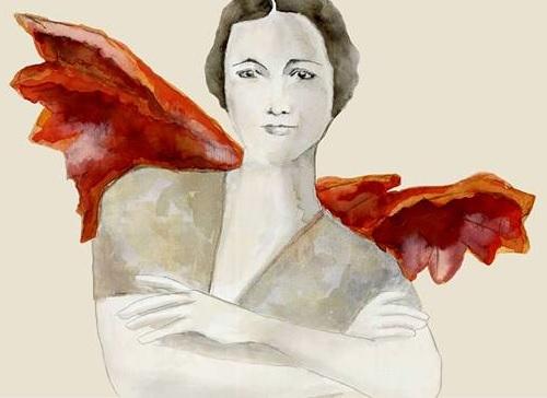 Animaphix Logo III edizione donna alata
