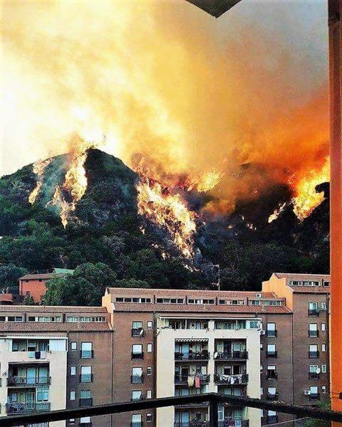 Incendio Messina 10 luglio 2017 1_2
