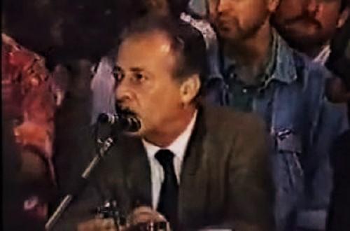 Paolo Borsellino intervento Biblioteca Comunale 25 giugno 1992 3 M2