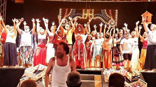 Salvo Piparo il Trionfo di Rosalia 10 Foto di Diletta Molinelli 2