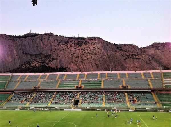 Palermo VF 5 0 istadio e Monte Pellegrino M
