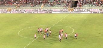 Il Palermo passeggia sulla Virtus Francavilla. 5-0 e quarta vittoria consecutiva al Barbera