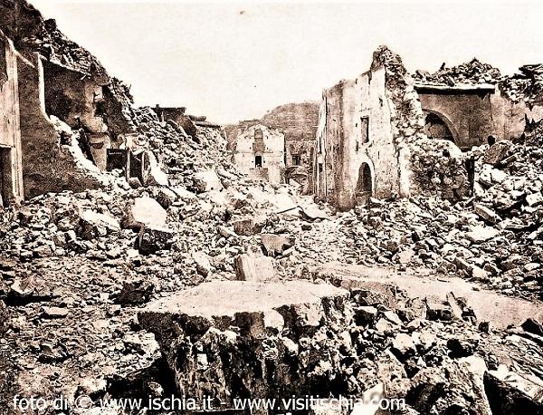 Terremoto casamicciola secolo 1883 2 B M