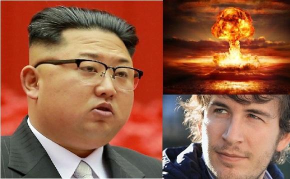 Fusaro Kim e la bomba atomica M