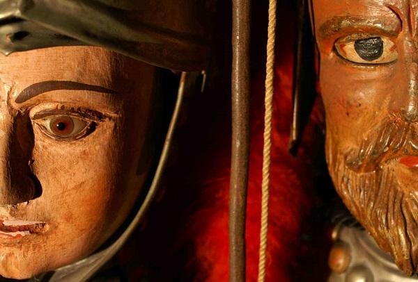 Museo delle marionette a Palermo foto di Igor Petyx M
