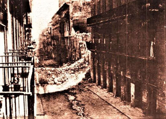 Palermo 1860 dopo vittoria garibaldini ZOOM 2