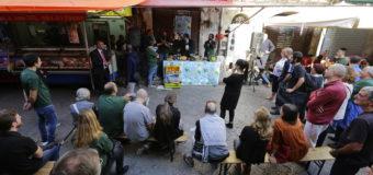 A Ballarò tornano gli artisti di strada del Buskers Festival