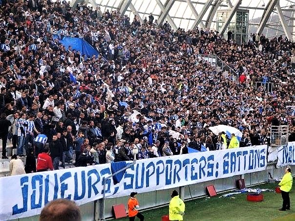 Grenoble Stade des Alpes tifosi2 T