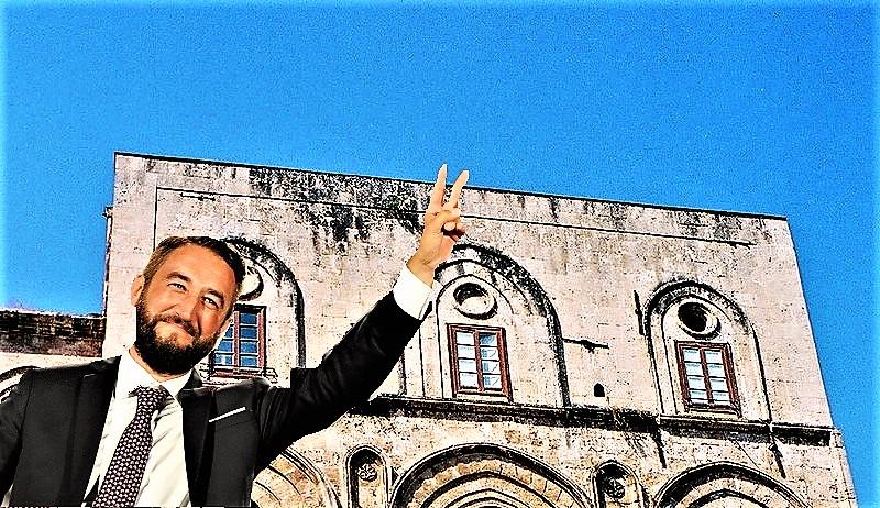 Palazzo dei Normanni con Cancelleri vittorioso1 T
