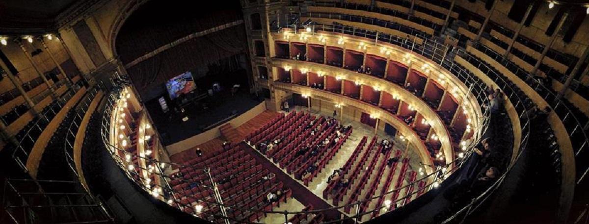Teatro Biondo panoramica G