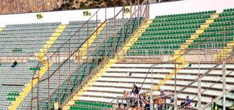 Il Novara vince per la prima volta a Palermo. Corini esce tra gli applausi