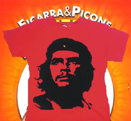 Uno che fabbricava magliette il Che e Nati Stanchi locandina Orz M