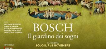 Bosch, il cinema e il giardino dei sogni
