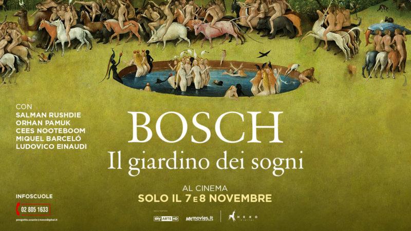 Bosch il giardino dei sogni locandina