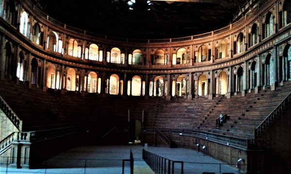 Teatro Farnese 5 T Mp