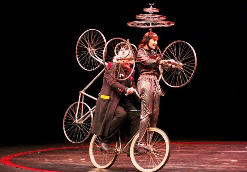 Cirque Invisible al Teatro Biondo con Victoria Chaplin