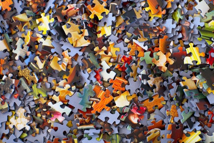 Elezioni e proporzionale Puzzle foto di Hari-Peter Gauster tratta da Unsplash