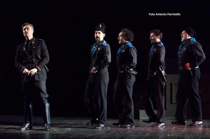 Il Giuramento al Teatro Biondo di Palermo