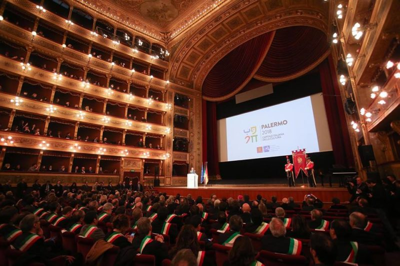 Palermo Capitale Cultura Presentazione 5 foto Petyx