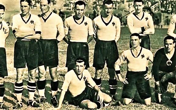 Palermo 1932-33 prima stagione in A squadra T