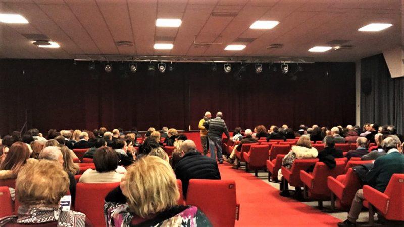 Teatro Satnt Eugenio Palermo T
