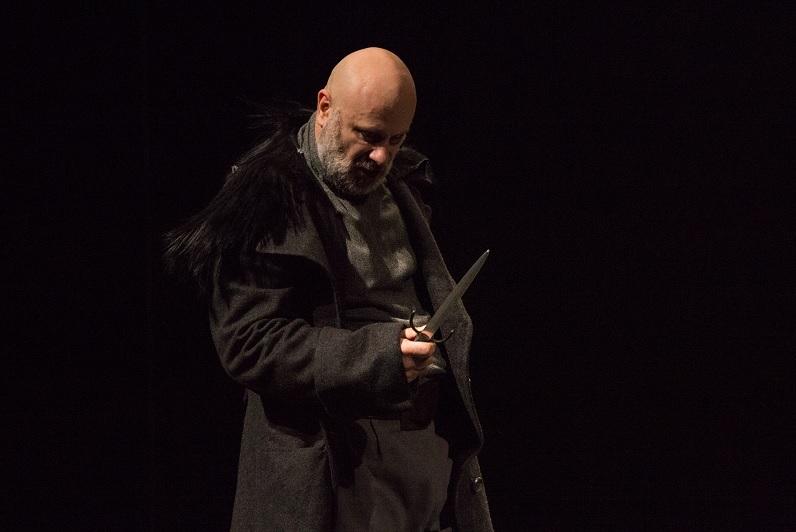 Vincenzo Pirrotta in Temarlano di Lo Cascio foto di Rosellina Garbo 2