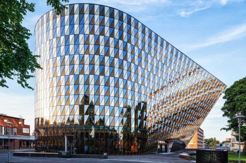 Karolinska University Hospital foto di Franco Maria Romano