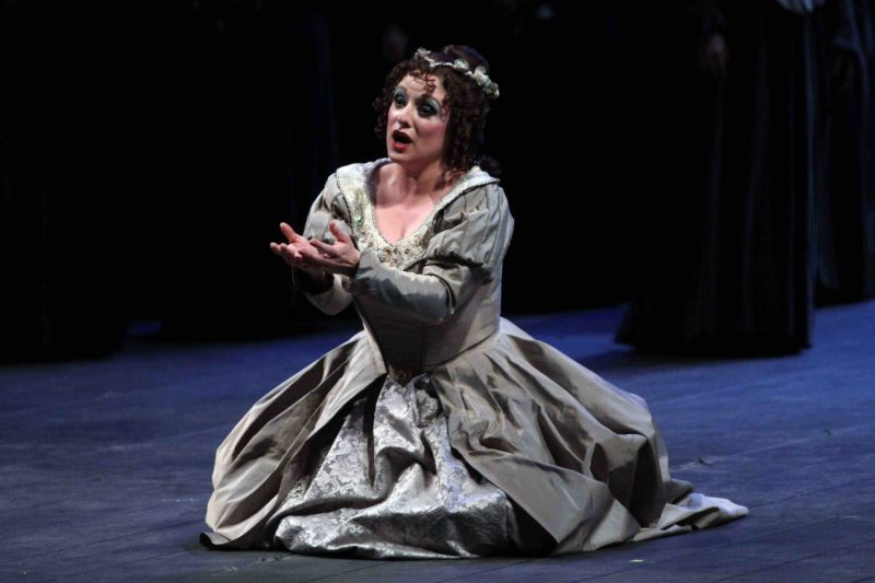 Ruth Iniesta (Elvira) ┬®Franco Lannino