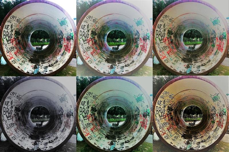 Spazio Franco 1 collage 1 M