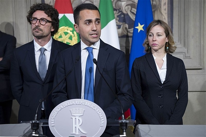 Tre nuovi ministri, espressione, se non di un centrismo, sicuramente di centralità nella politica italiana