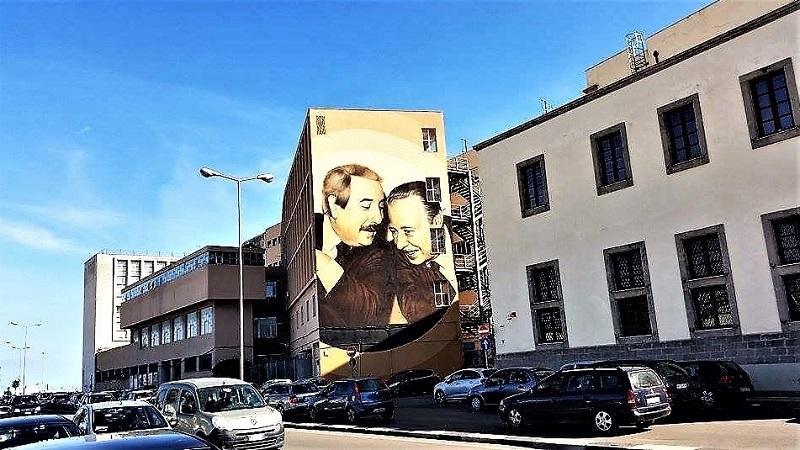 Falcone e Borsellino, dall'assenza alla presenza
