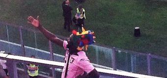 Falso Balotelli ma vero rosanero. Il tifo multiculturale a Palermo