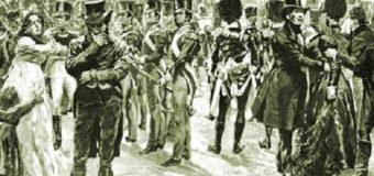 I moti del 1820 e i tragici scontri tra città siciliane