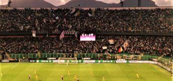 Palermo calcio: entusiasmo ritrovato