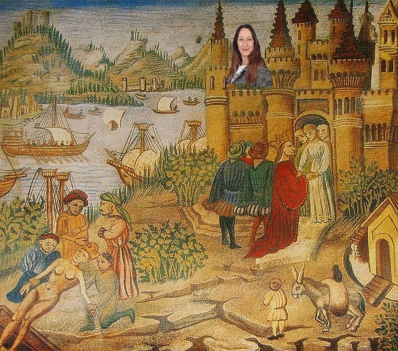 Paola Taverna e la medicina del Medioevo