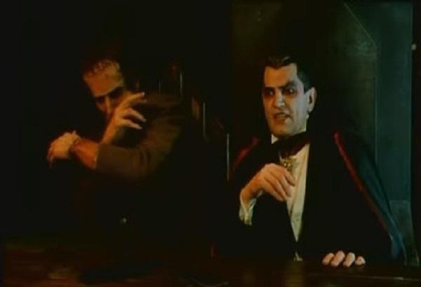 Dracula Fantozzi 1 M