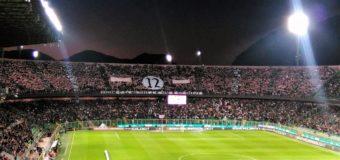 I tifosi rosanero sostengono Catania e l'ospedale dei bambini. La vittoria del Palermo in campo e fuori