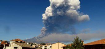Etna, l'eruzione di Natale