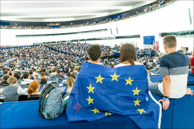 European Parliament FB photo 1