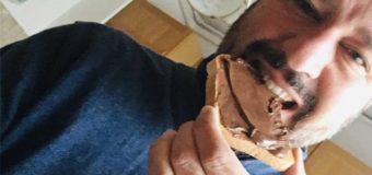 Pane, Nutella e macerie