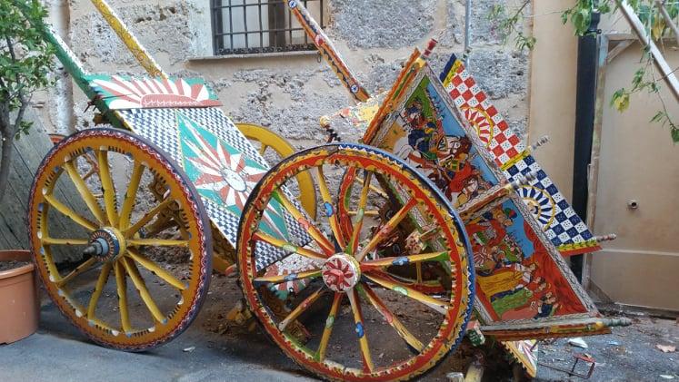 Carretto Siciliano a Palermo Capo 1 foto Giusi Andolina