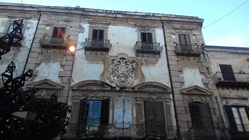 Palazzo Alliata di Villafranca piazza Bologni Palermo 2018