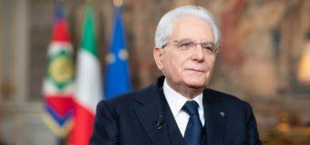 Mattarella, il perentorio richiamo alla politica per il Paese