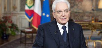 Il messaggo di civiltà e speranza del Presidente Mattarella